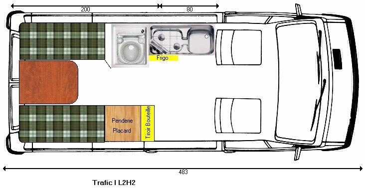 Sehr Plan amenagement trafic - Voyage de manière économe XZ09